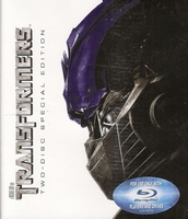Actie Blu-ray - Transformers