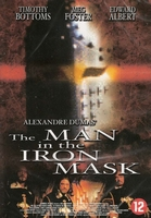 Actie DVD - The man in the Iron Mask