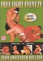 Vechtsport DVD Free fight event IV