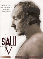 DVD Horror - Saw 5 (2 DVD)