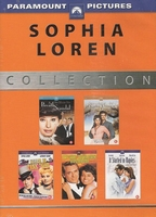 DVD Box - Sophia Loren Collection (5 DVD)