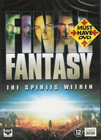 Anime DVD - Final Fantasy