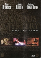 DVD Box - Famous Mystery Collection (3 DVD)