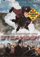 Anime DVD - Steamboy