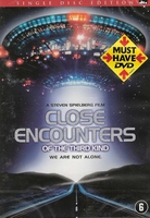 Science Fiction DVD - Close Encounters of the third kind