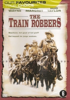 Western DVD - The Train Robbers