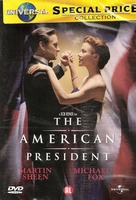 Romantiek DVD - The American President