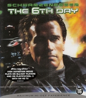 Actie Blu-ray - The 6th Day