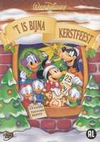Disney DVD - Het is bijna Kerstfeest