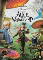 Disney DVD - Alice In Wonderland (2010)