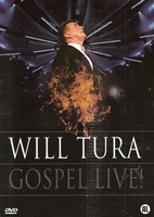 DVD Will Tura - Gospel Live!