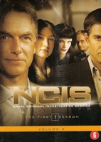 DVD TV series - NCIS Seizoen 1 Vol. 2