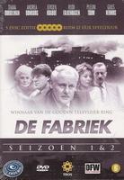 DVD serie - De Fabriek seizoen 1 & 2 (5 DVD)