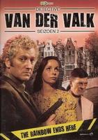 DVD serie - Detective van der Valk seizoen 2 (3 DVD)