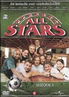DVD serie - All Stars seizoen 3