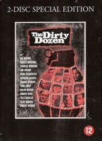 DVD oorlogsfilms - The Dirty Dozen (2 DVD SE)