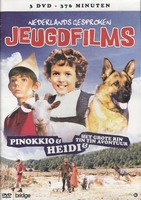 DVD - Nederlands gesproken Jeugdfilms (3 DVD)