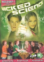Jeugd Tv-serie DVD - Wicked Science Seizoen 1 deel 1