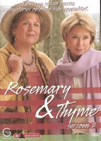 DVD TV series - Rosemary & Thyme seizoen 2 deel 1