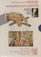 DVD box Klassiek - Mozart Salzburger Marionettentheater