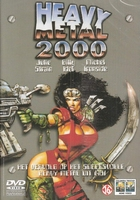 Anime DVD - Heavy Metal 2000