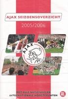 Voetbal DVD Ajax Seizoensoverzicht 2005/2006