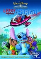 Disney DVD - Leroy & Stitch