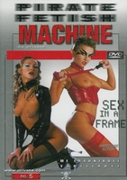 Private DVD - Pirate Fetish Machine - Sex in a frame