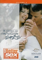 DVD Better sex 4 - 10 Geheimen Van Fantastische Seks