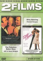 Speelfilm DVD - Dirty Dancing + Fabulous Baker Boys