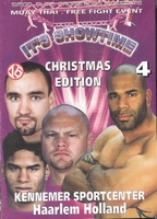 Freefight Event DVD - It's Showtime 4