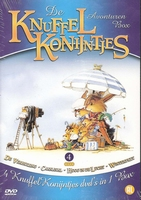 Animatie DVD - Knuffelkonijntjes Avonturen Box (4 DVD)