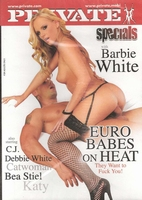 Private DVD - Euro Babes on Heat