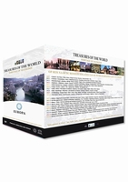 DVD box - Treasures of the World (20 DVD)