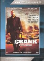 Thriller DVD - Crank
