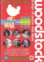 DVD Woodstock (4 DVD)