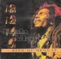 Muziek CD Bob Marley - King of Reggae