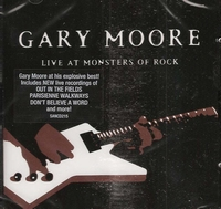 Muziek CD Gary Moore - Live at Monster Rock