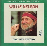 Muziek CD Willie Nelson - One Step Beyond
