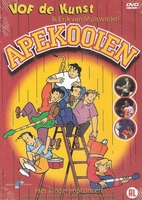 DVD VOF De Kunst - Apekooien