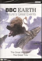 Documentaire DVD - BBC Earth - Nature's Great Event 4