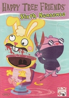 DVD Happy Tree Friends 6 - Sixth Nonsense
