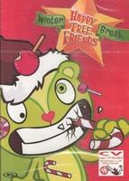 DVD Happy Tree Friends - Winter Break