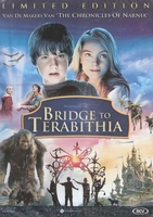 Avontuur DVD - Bridge of Terabithia (metalcase)