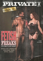 Private DVD - Fetish Freaks