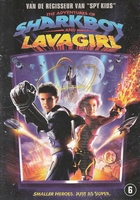 Avontuur DVD - Adventures of Sharkboy and Lavagirl