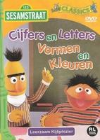 DVD Sesamstraat - Cijfers & Letters/ Kleuren & Vormen