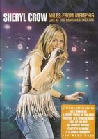 DVD Sheryl Crow - Miles from Memphis