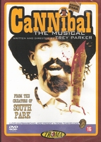 Horror DVD - Cannibal the Musical
