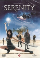 Science Fiction DVD - Serenity